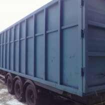 Изготовление и ремонт контейнеров 40-45 футов, в Череповце