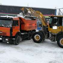 Чистка, уборка, вывоз снега 24 часа в Новосибирске, в Новосибирске
