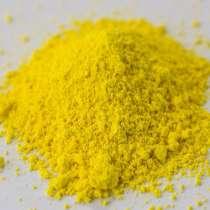 Пигмент(краситель) жёлтый для плитки и бетона (313), в г.Алматы