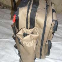 Сумка-рюкзак, на колесиках, в Смоленске