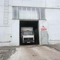 Помещение под производство или склад, в Тамбове