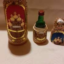 Сувениры матрёшки жженка, в Богородске