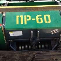 Пресс-подборщик ПР-60 (Беларусь), в Сергаче