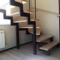 Металлические лестницы, перила ограждения, в Иркутске