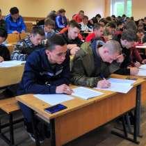 Подготовка к профотбору в ВУЗы МО, МЧС, МВД, в Баргузине