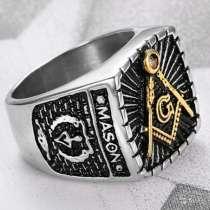 Масонский перстень, в Екатеринбурге