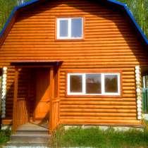 Поменяю новый 2х этажный дом со встроенной баней в СНТ Русь, в Екатеринбурге