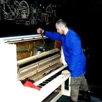 Восстановление антикварных роялей. Краснодар, в Краснодаре