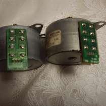 Шаговый двигатель для принтера с редуктором:, в Челябинске