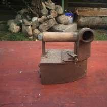 Утюг на углях, с трубой, в г.Минск