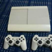 Sony PS3 super slim 500gb не шитая в отличном сост, в Жигулевске