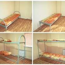 Кровати металлические для рабочих, общежитий, в Оренбурге