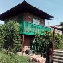 Продаётся двухэтажная дача в х. Бровки с правом прописки, в Сальске