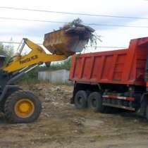 Уборка и вывоз мусора, грунта, в Челябинске