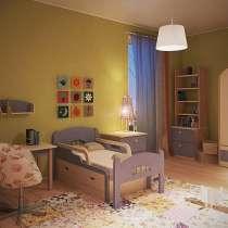 Детская мебель из массива дерева, в Москве