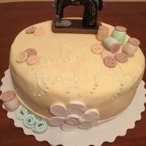 Домашние торты 1000₽ кг, в Томилино