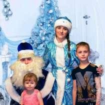 Дед Мороз и аквагрим, в Новосибирске