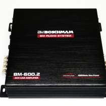 Автомобильный усилитель звука Boschman BM Audio BM-600.2, в г.Киев