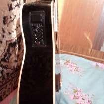 Гитара электро акустическая, ELITARA'', в Омске