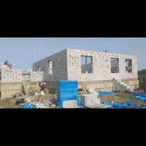 Продам не достроеный дом участок 10 соток, в Елеце