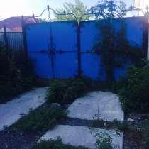 Продам земельный участок с недостроенный домом, в г.Талдыкорган