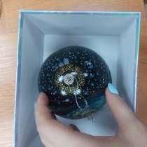 Новогодний шар, в Москве