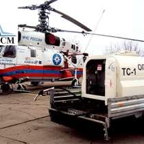 МУЗ-920: мобильный топливозаправщик для малой авиации, в Жуковском