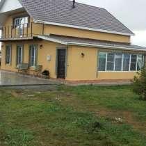 Дом в д. Трифоново, новый, в Челябинске