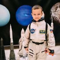 Космос ваш - выставка-приключение для всей семьи, в г.Одесса