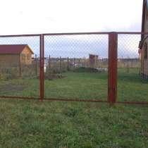 Садовые ворота и калитки. Доставка бесплатно, в г.Витебск