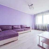 Комфортная однокомнатная квартира на сутки в новом доме, в г.Минск