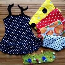 Детские летние платья, в г.Волчанск