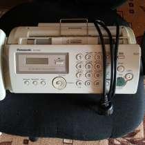 Меняю или продаю телефон факс Panasonik, в Краснодаре