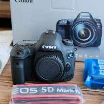 Цифровая зеркальная камера Canon EOS 5D Mark IV 30.4MP, в г.Вена