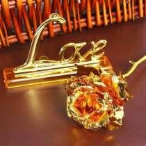 Золотая роза для любимой, в Перми