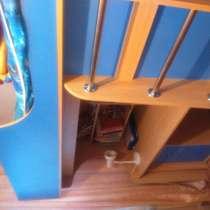 Стенка - горка двухярусная школьника в г. Благовещенск Башко, в Уфе