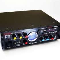 Усилитель звука Sonixin AV-339BT + USB + КАРАОКЕ 2микрофона, в г.Киев