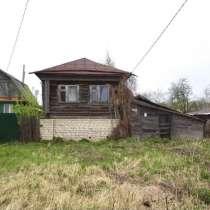 Земельный участок с домом и баней на территории, в Нижнем Новгороде