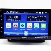 "1din Магнитола Pioneer 9010 / 9801 - 9"" Съемный экран + USB, в г.Киев"