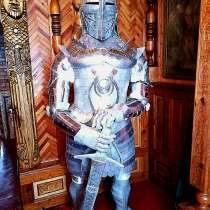 Рыцарь - лучший подарок на юбилей, в Краснодаре