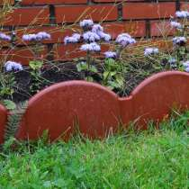 Полимер-песчаные садовые ограждения от производителя, в Ижевске