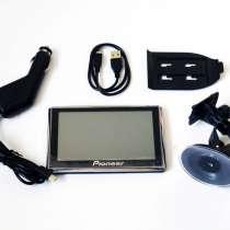 "5"" GPS навигатор Pioneer D516 - 8Gb IGO+Navitel+CityGuide, в г.Киев"