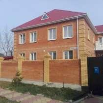Продается двухэтажный кирпичный коттедж, в Хабаровске