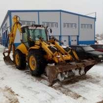 Услуги экскаватора-погрузчика New Holland, в Рыбинске