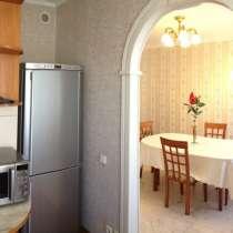 Сдается благоустроенная трехкомнатная квартира, в Волоконовке