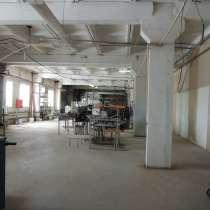 Производственное помещение, от 1000 м², в Сергиевом Посаде