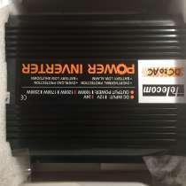 Инвертор, преобразователь с 24 на 220 вольт, 1200ватт, в Казани