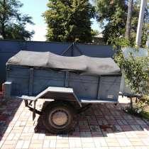 Продам прицеп туристический - грузовой советско-болгарского, в г.Рубежное