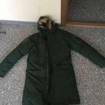 Куртка военная с мехом офицерская, в Москве