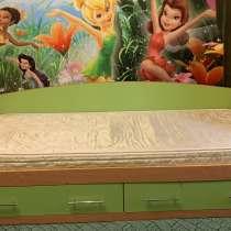 Кровать с матрасом, в Новочеркасске